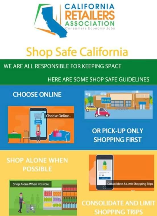 Assemblymember Luz Rivas  -  Shop Safe California