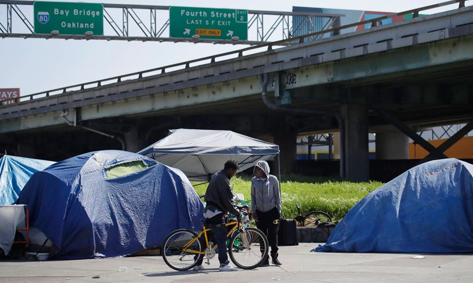 Assemblywoman Luz Rivas - Bill #AB1845 to Create a State Office to End Homelessness