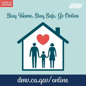 From Assemblymember Luz Rivas Desk - stay HOME, stay SAFE and visit us ONLINE