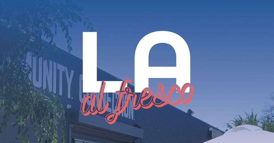 """Launched """"L.A. Al Fresco"""""""