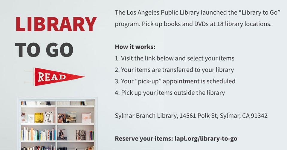 Library To Go!