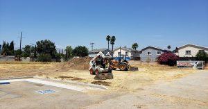Pacoima Little League Construction Project
