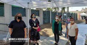 San Fernando Gardens to Help Communities
