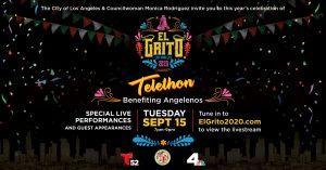 ¡EL GRITO! Benefit Telethon
