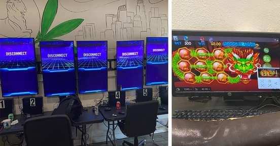 Illegal Gambling Operation