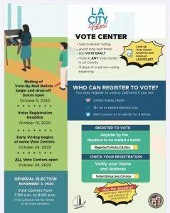 Get Voting Information