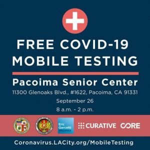 Attention Pacoima Residents