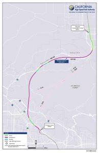 California High-Speed Rail Authority Announcement