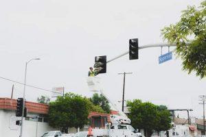 Installed Third Left-Turn Phasing Signal
