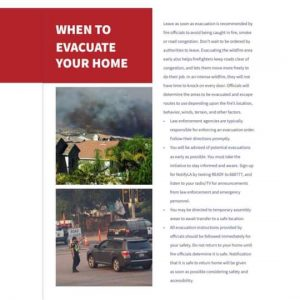 Emergency Preparedness Procedures and Checklists