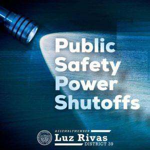 Public Safety Power Shutoffs