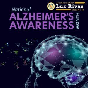National Alzheimer's Disease Awareness Month