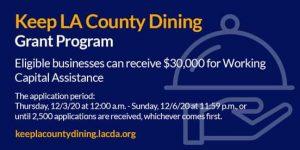 LA County is Launching a Grant Program