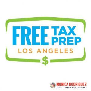Free Tax Prep L.A. (FTPLA) 2021