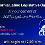2021 Caucus Priorities