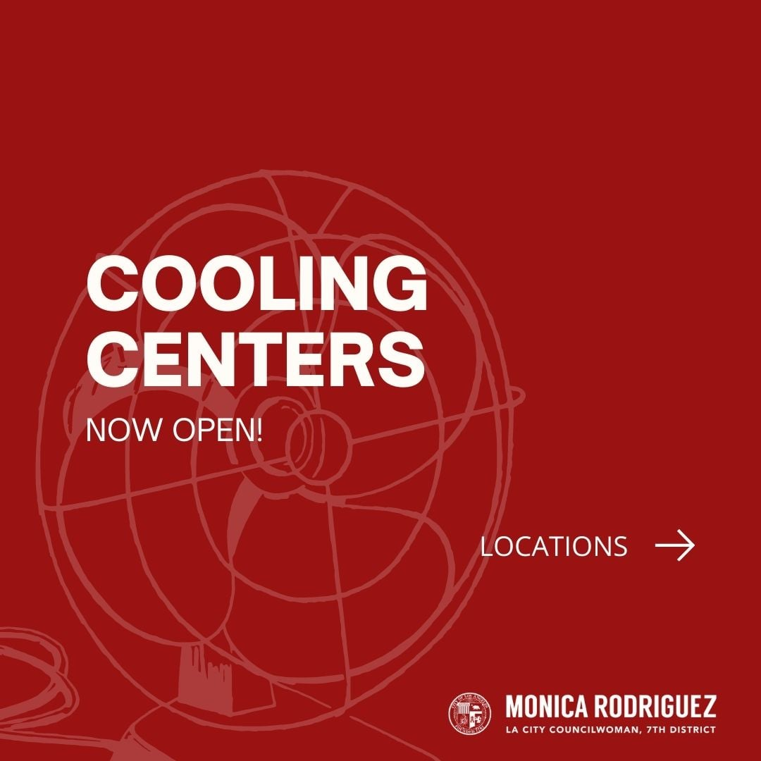 Cooling Center in the District and Stay Hydrated