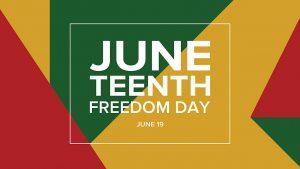 Establishing Juneteenth as a Federal Holiday