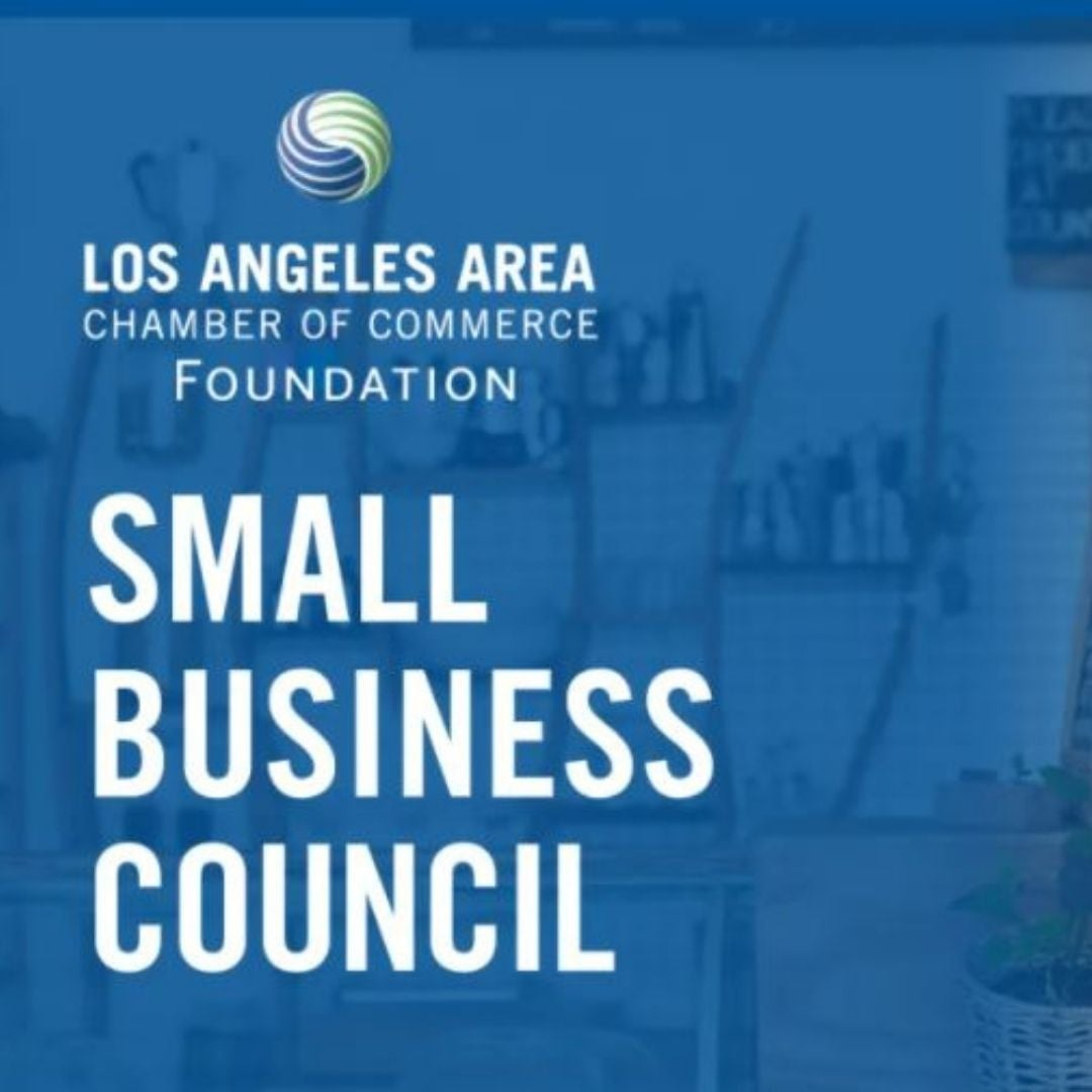 Join the Los Angeles Area Chamber of Commerce