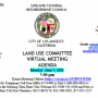 STNC Land Use Committee Meeting