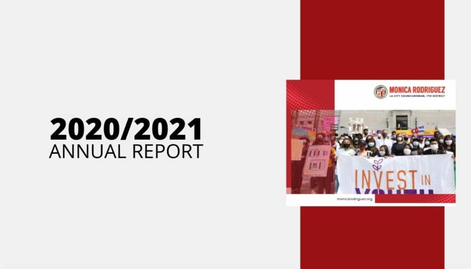 2020-2021 Fiscal Year Annual Report