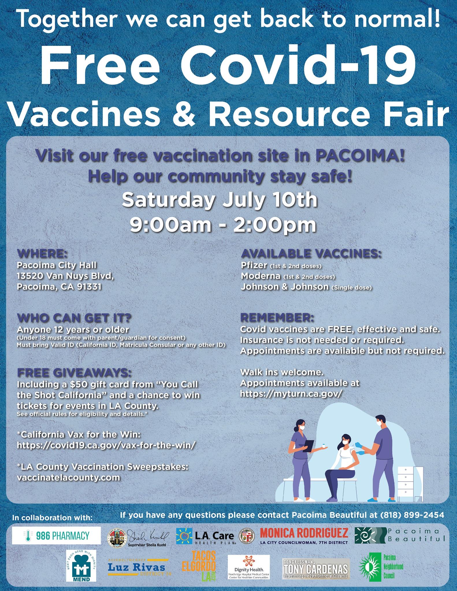 FREE COVID-19 Vaccine
