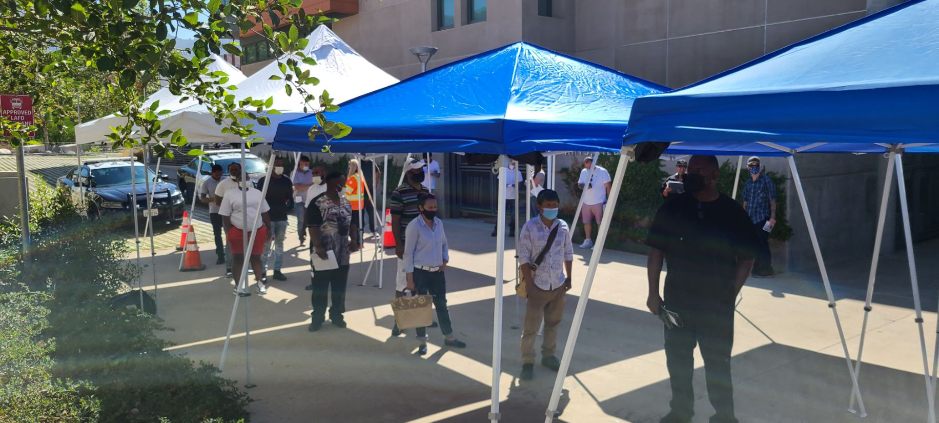 Host an In-Person Hiring Event with Caltrans