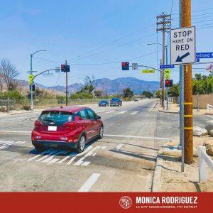 Traffic Safety Improvements