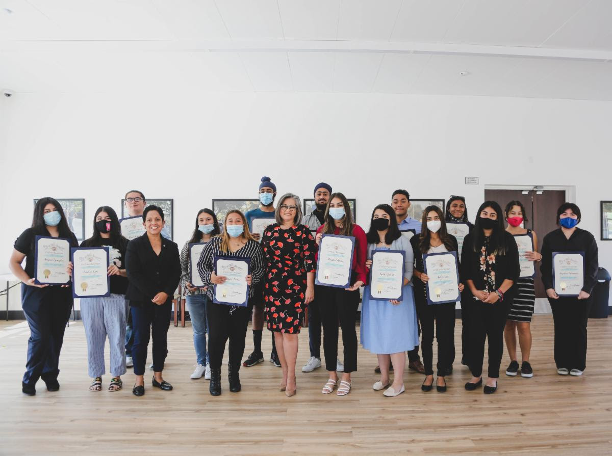 Culmination of the Council District 7 Youth Council