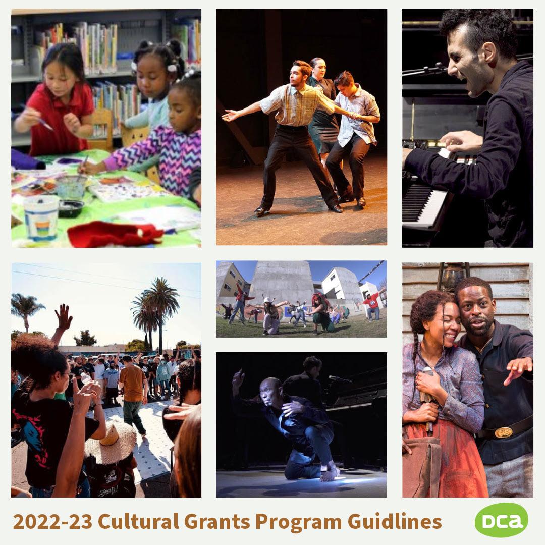 Cultural Grants Program