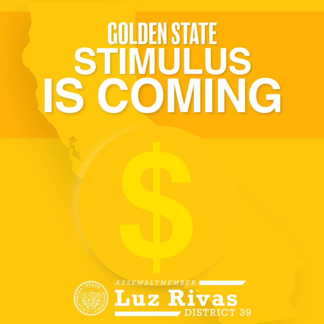 Golden State Stimulus Payments
