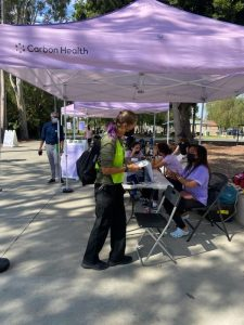 Happy to Join California Volunteers