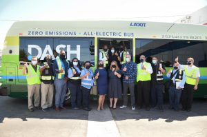 Launching A New DASH Route in Sylmar