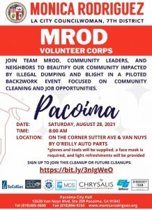 MRod Volunteer Corps