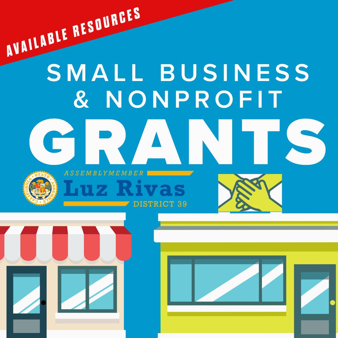 Small Business COVID-19 Relief Grant Program