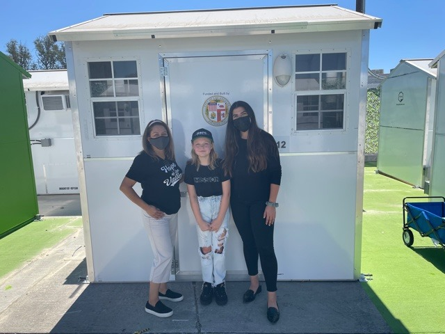 2nd Tiny Homes in North Hollywood is in AD 39