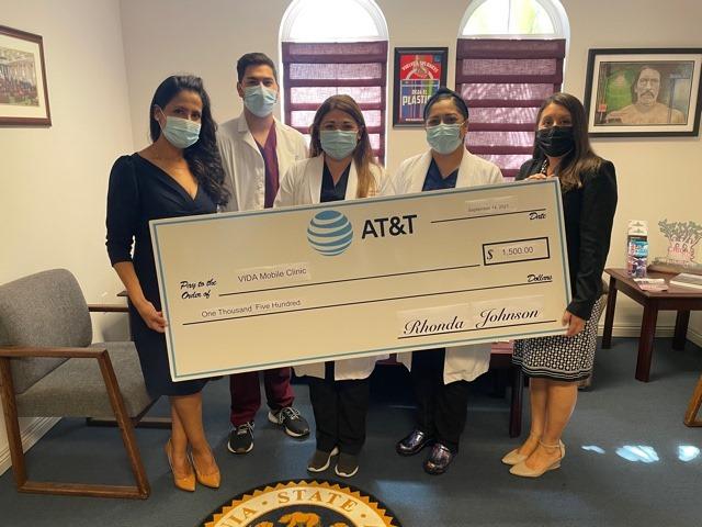 AT&T Invest in California Grant