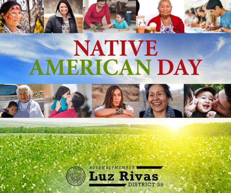 Celebrate California Native American Day