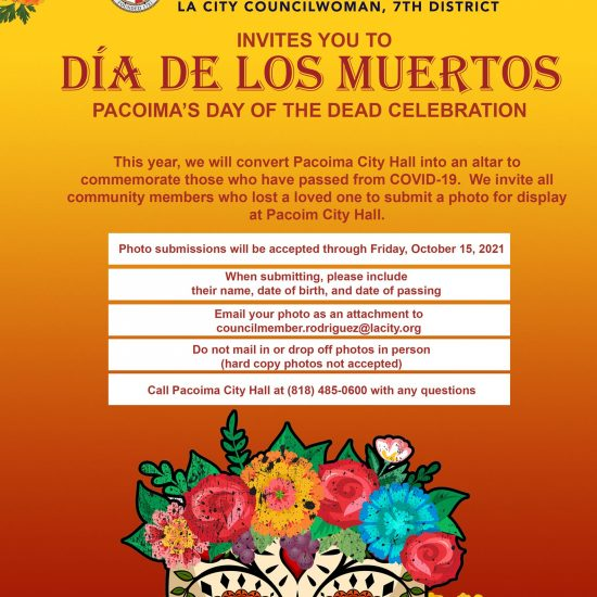 Latino Community Celebrates Dia de Los Muertos