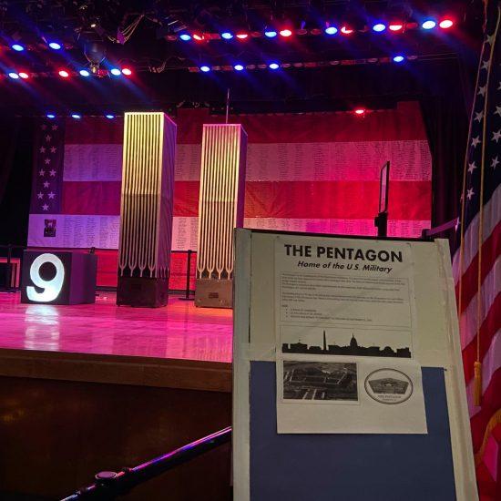 Showcasing and Educating this 9/11 Memorial
