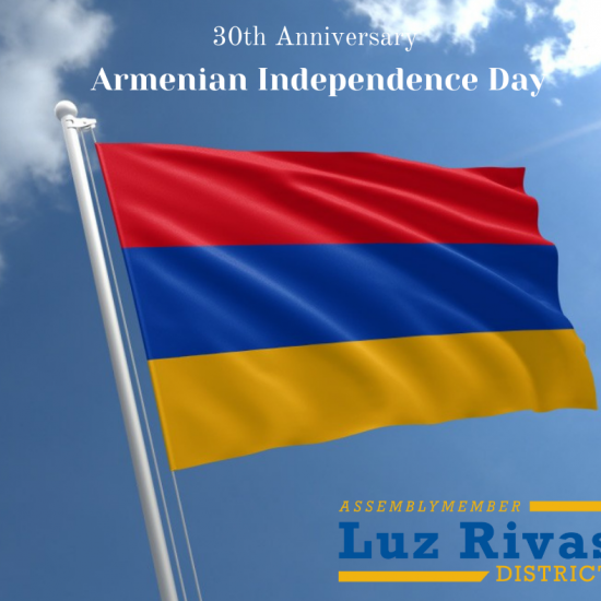 Wishing Armenia a Happy Independence Day